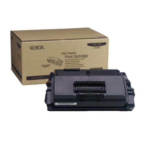Toner für Phaser 3600 14000Seiten schwarz Xerox 106R01371 Produktbild Front View L
