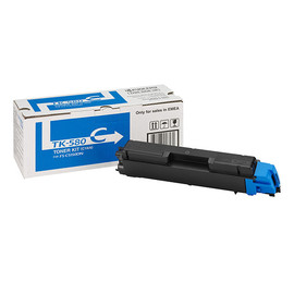 Toner TK-580C für FS-C5150DN/ECOSYS P6021cdn 2800Seiten cyan Kyocera 1T02KTCNL0 Produktbild