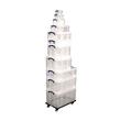 Aufbewahrungsbox mit Deckel 71x44x38cm 84Liter transparent Really Useful 84C Produktbild