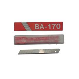 Ersatzklinge BA 170 für Schneidemesser EA300 9mm Hansa h1311550 (PACK=10 STÜCK) Produktbild