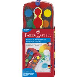 Malkasten Connector 24 Farben  Faber Castell 125031 Produktbild