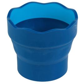 Wasserbecher CLIC & GO blau  Faber Castell 181510 Produktbild