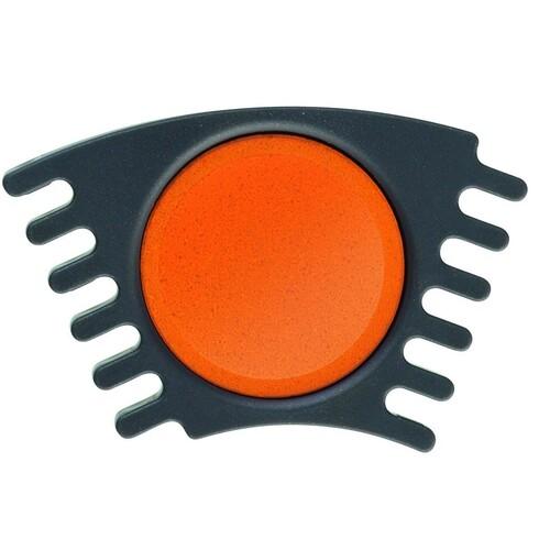 Malkasten-Ersatzfarbe Connector  orange Faber Castell 125014 Produktbild Front View L