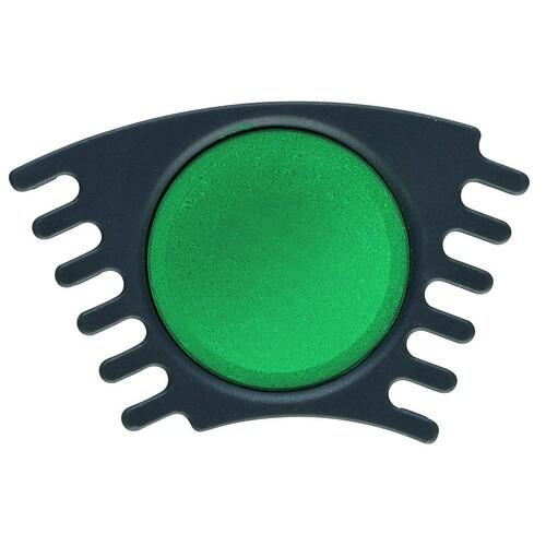 Malkasten-Ersatzfarbe Connector  blaugrün Faber Castell 125063 Produktbild Front View L