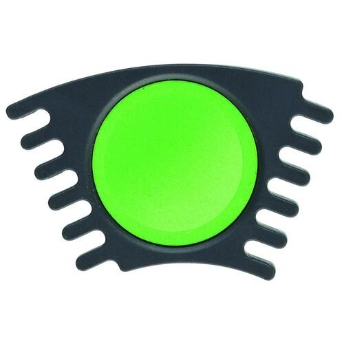 Malkasten-Ersatzfarbe Connector  gelbgrün Faber Castell 125066 Produktbild Front View L