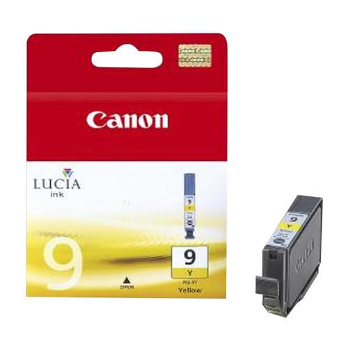 Tintenpatrone PGI-9Y für Canon Pixma Pro 9500 14ml yellow Canon 1037b001 Produktbild Front View L