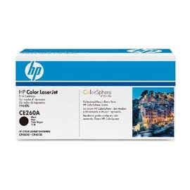 Toner 647A für Color Laserjet CP4525/CM4540 8500Seiten schwarz HP CE260A Produktbild