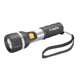 Taschenlampe Day Light Multi LED F20 40lm Varta inkl. Batterien 2x Mignon AA schwarz 16632 101 421 Produktbild