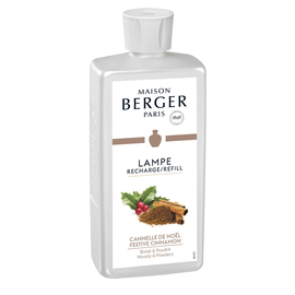 Raumduft Parfums Orange de Cannelle / Orange Cinnamon 500ml Lampe Berger 115018 (FL=0,5 LITER) Produktbild