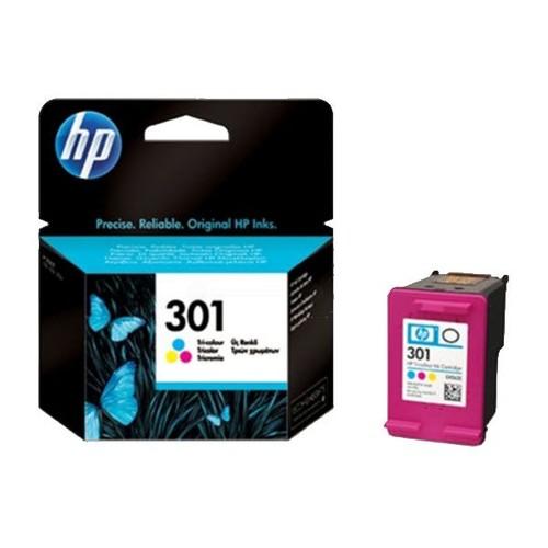 Tintenpatrone 301 für HP DeskJet 1000/3060 3ml farbig HP CH562EE Produktbild Front View L