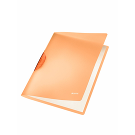 Klemmmappe ColorClip Rainbow A4 bis 30Blatt orange PP Leitz 4176-00-45 Produktbild