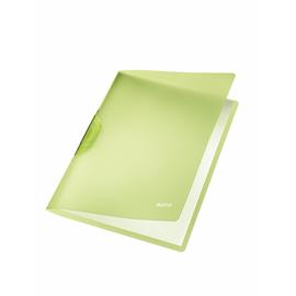 Klemmmappe ColorClip Rainbow A4 bis 30Blatt grün PP Leitz 4176-00-55 Produktbild