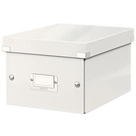 Archivbox WOW Click & Store 220x160x282mm weiß Leitz 6043-00-01 Produktbild
