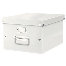 Archivbox WOW Click & Store 281x200x370mm weiß Leitz 6044-00-01 Produktbild