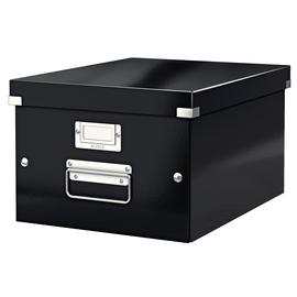 Archivbox WOW Click & Store 281x200x370mm schwarz Leitz 6044-00-95 Produktbild