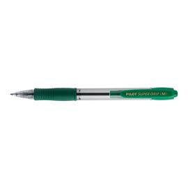 Kugelschreiber Super Grip BPGP-10R-M mittel grün Pilot 2030004 Produktbild