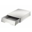 Briefkorb-Schublade Plus für A4 234x53x325mm grau kunststoff Leitz 5210-00-85 Produktbild