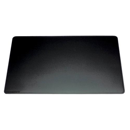 Schreibunterlage mit Dekorrille 52x65cm schwarz Durable 7103-01 Produktbild Front View L