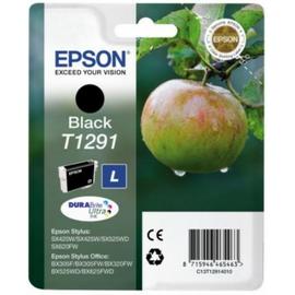 Tintenpatrone T1291 für Epson Stylus SX525WD/SX620FW 11,2ml schwarz Epson T129140 Produktbild