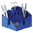 Köcher Scala 125x125x100mm blau Kunststoff HAN 17450-14 Produktbild Additional View 1 S