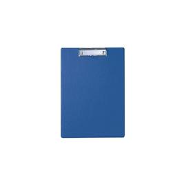 Klemmbrett A4 blau Karton mit Folienüberzug Maul 23352-37 Produktbild