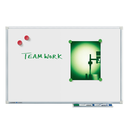 Whiteboard Economy  90x60 cm lackiert Legamaster 7-102843 Produktbild