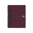 Meetingbook Oxford A4+ kariert Doppelspirale 90Blatt 90g Optik Paper weiß 100102031 Produktbild