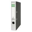 Ordner -grüner Balken- A4 50mm grau Pappe BestStandard Produktbild