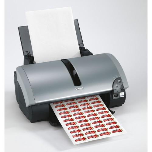 Eventbänder mit Etiketten 26cm weiß besonders weiches Material Sigel EB216 (PACK=120 STÜCK) Produktbild Additional View 4 L