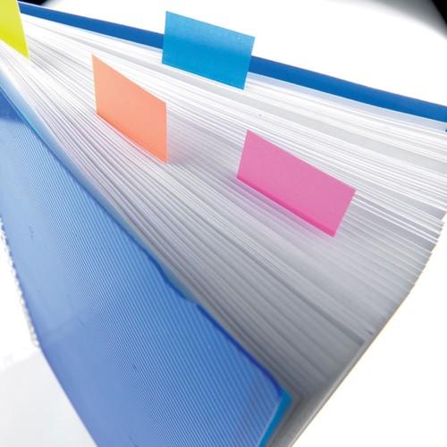 Haftstreifen Post-it Index Promotion 8+4 Streifen farbig sortiert 3M 680-P12 (PACK = 12X50STÜCK) Produktbild Additional View 6 L