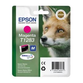 Tintenpatrone T1283 für Epson Stylus S22/SX445W 3,5ml magenta Epson T128340 Produktbild