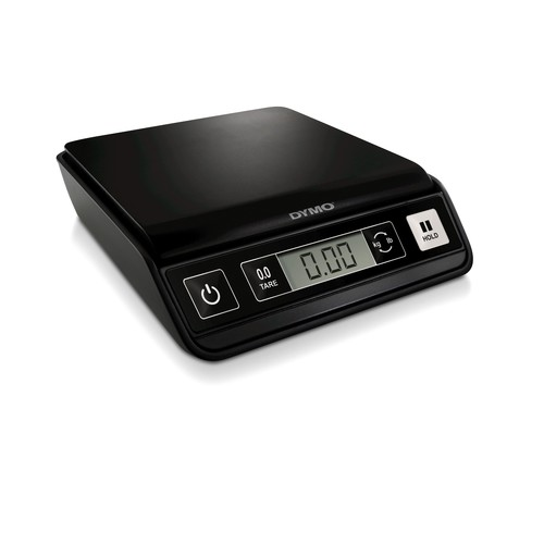 Briefwaage M1 Digital bis 1000g 1g-Teilung schwarz Batteriebetrieb Dymo S0928980 Produktbild Additional View 1 L