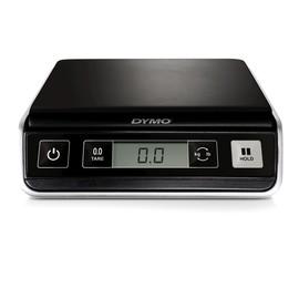 Briefwaage M2 Digital bis 2000g 1g-Teilung schwarz Batteriebetrieb Dymo S0928990 Produktbild