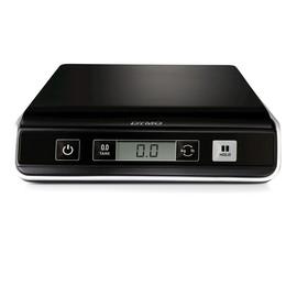 Briefwaage M5 Digital bis 5000g 2g-Teilung schwarz USB+Batteriebetrieb Dymo S0929000 Produktbild