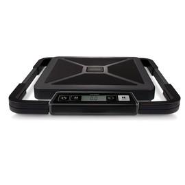 Versandwaage S50 Digital bis 50kg 100g-Teilung schwarz USB+Batteriebetrieb Dymo S0929020 Produktbild