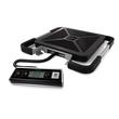 Versandwaage S100 Digital bis 100kg 100g-Teilung schwarz USB+Batteriebetrieb Dymo S0929030 Produktbild Additional View 1 S