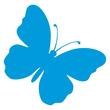 Briefkorb Karma für A4 243x57x335mm öko-blau Kunststoff HAN 10278-16 Produktbild Additional View 4 S