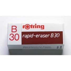 Radiergummi B30 44x19x14mm weiß Kautschuk Rotring S0233921 Produktbild