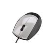 Optical Mouse M360 schwarz/silber Hama 00052388 Produktbild