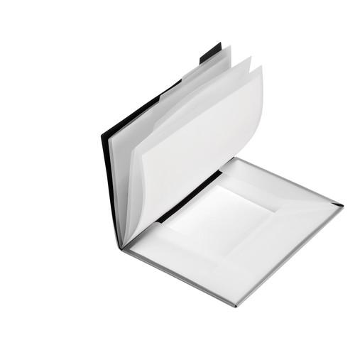 Ordnungsmappe mit 5 Fächer A4 dunkelblau PP Durable 2475-07 Produktbild Additional View 1 L