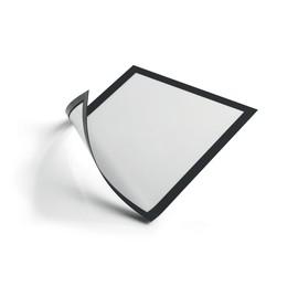 Magnetrahmen A4 transparent/schwarz magnetisch Durable 4869-01 (PACK=5 STÜCK) Produktbild