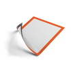 Magnetrahmen A4 transparent/orange magnetisch Durable 4869-09 (PACK=5 STÜCK) Produktbild
