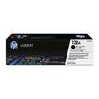 Toner 128A für Color Laserjet Pro CM1415/CP1525 2000Seiten schwarz HP CE320A Produktbild