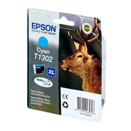Tintenpatrone T1302 für Epson Stylus SX525WD/SX620FW 10,1ml XL cyan Epson T130240 Produktbild