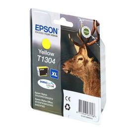 Tintenpatronen T1304 für Epson Stylus SX525WD/SX620FW 10,1ml XL yellow Epson T130440 Produktbild