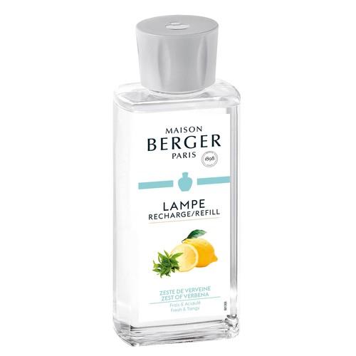 Raumduft Parfums Zeste de Verveine / Zest of Verbena 180ml Lampe Berger 22154 (FL=0,180 LITER) Produktbild Front View L