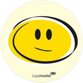 Symbolkarten Smileys Lachend & Traurig ø 95mm gelb Legamaster 7-257001 (PACK=100 STÜCK) Produktbild