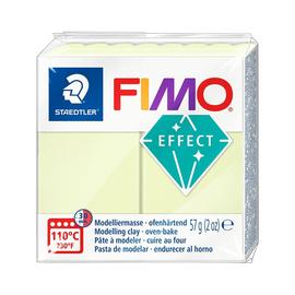 Modelliermasse FIMO Soft ofenhärtend 56g pastell vanille Staedtler 8020-105 Produktbild