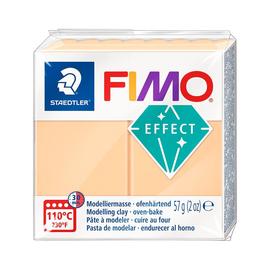 Modelliermasse FIMO Soft ofenhärtend 56g pastell peach Staedtler 8020-405 Produktbild