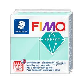 Modelliermasse FIMO Soft ofenhärtend 56g pastell mint Staedtler 8020-505 Produktbild